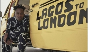 Mr. Eazi - In Molue to London (Skit) ft. Broda Shaggi